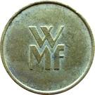Token - WMF (22 mm) – obverse