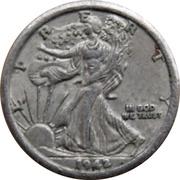 Token - Mini Coin (Walking Liberty Half Dollar) – obverse