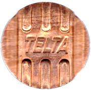 Telephone Token - Telta (Nizhny Novgorod) – obverse