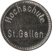 Token - Hochschule St.Gallen – obverse