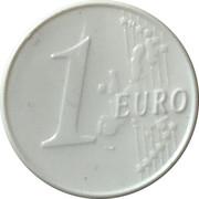 Shopping Cart Token - Leroy Merlin (1 Euro) – reverse