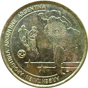 Token - 2006 FIFA World Cup (Argentina) – obverse