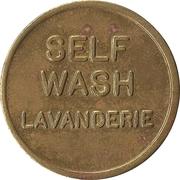 Laundry Token - Self Wash Lavanderie – obverse