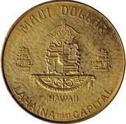 Maui Dollar – reverse