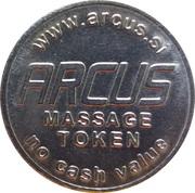 Massage Token - Arcus – reverse