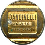 Token - Bandinelli (Varese) – obverse