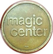 Game Token - Magic Center Top Fun – obverse