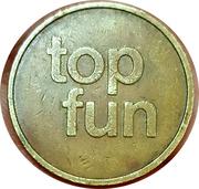 Game Token - Magic Center Top Fun – reverse