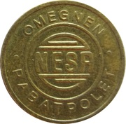 Token - Omegnen NESA (Copenhagen) – obverse