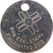 Token - BGH Edelstahl (Freital) – obverse