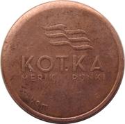 Token - Kotka Merik Punki – obverse