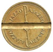 Token - Murru Pajazzo – reverse