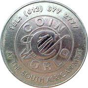 Token - Coin World 2000 – reverse