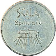 5 Krone - Scala Spilleland – obverse
