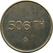 Token - 506th (Army Open Mess Vietnam) – obverse