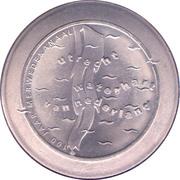 1 Dommetje - Jubileumactie 1992 (Waterhart van Nederland) – obverse