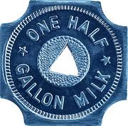 ½ Gallon Milk - Fuller Rancho (Corona, California) – reverse