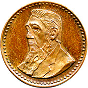 ½ Penny - Gold Reef City – obverse