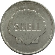 Shell Token - Man In Flight (Wilbur & Orville Wright) – reverse