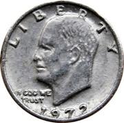 Token - Mini Coin (Eisenhower Dollar) – obverse