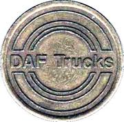 Token - DAF Trucks – obverse