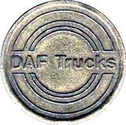 Token - DAF Trucks – reverse
