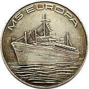 Token - MS Europa – obverse