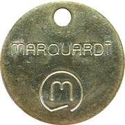 Token - Marquardt-Gruppe – obverse