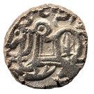 1 Jital - Anangapala II (1049-1079)  Tomara de Delhi – obverse