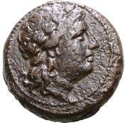 Bronze Æ24 – obverse