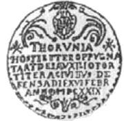 3 Dukaty - Toruń under siege (Toruń mint) – obverse