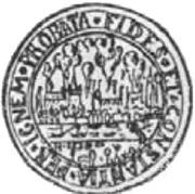 3 Dukaty - Toruń under siege (Toruń mint) – reverse