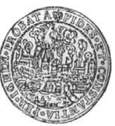 Talar toruński - brandtalar - Toruń under siege (Toruń mint) – reverse