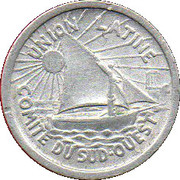 5 Centimes (Toulouse) – obverse