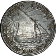 10 Centimes (Departement De La H-Garonne; Toulouse) – obverse