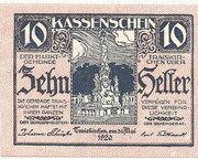 10 Heller (Traiskirchen) -  obverse