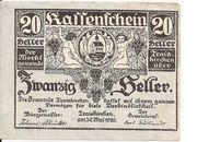 20 Heller (Traiskirchen) -  obverse
