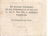 20 Heller (Traiskirchen) -  reverse