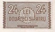 24 Lei – reverse