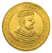 10 Forint - István Bocskai (1604-1606) -  obverse
