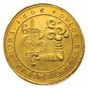 10 Forint - István Bocskai (1604-1606) -  reverse