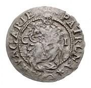 1 Denár - Gábor Báthori (1608-1613) – reverse