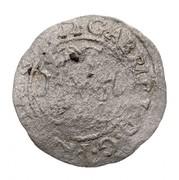 1 Denár - Gábor Báthori (1608-1613) – obverse