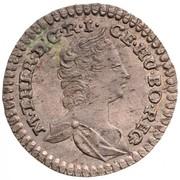 1 Krajczár - Mária Terézia (1740-1780) – obverse