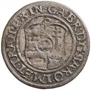 Garas - Gábor Bethlen (1613-1629) – obverse