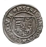 1 Denár - János Zsigmond & Izabella (1540-1559) – obverse