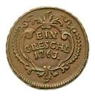 1 Greschl - Mária Terézia – reverse