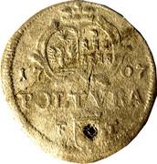 1 Poltura - Joseph I (1705-1711) – reverse