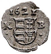 1 Obulus - Gábor Bethlen (1613-1629) – obverse