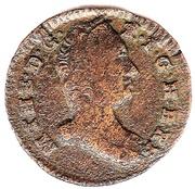 1 Pfennig - Mária Terézia – obverse